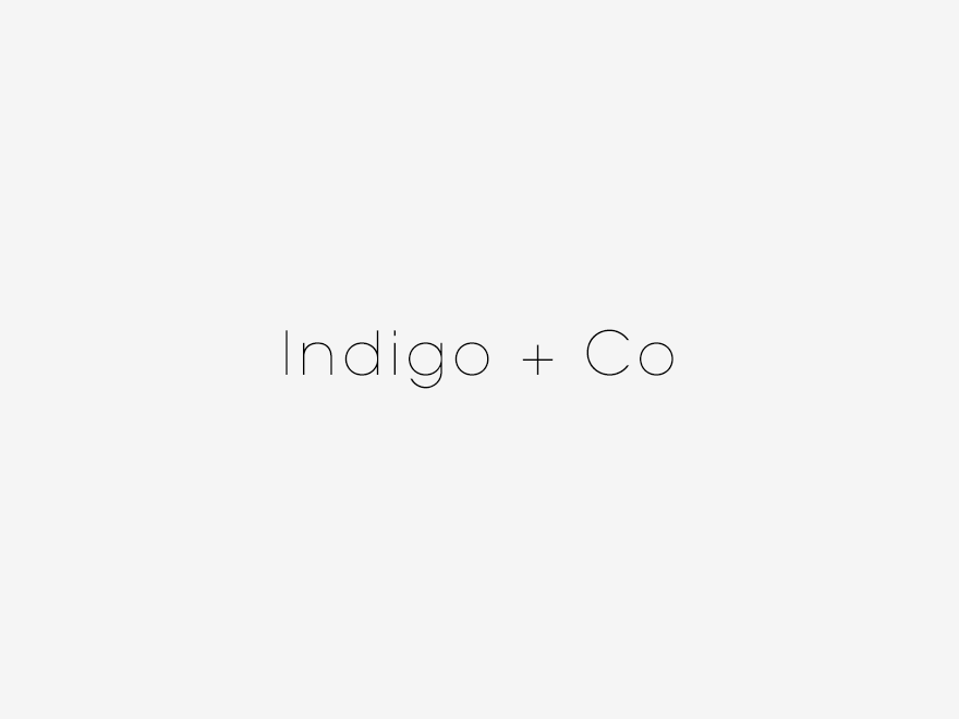 Indigo and Co