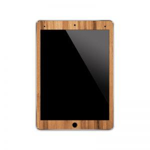 IPA023   Front   Wood Iphone Skin Sticker Phone