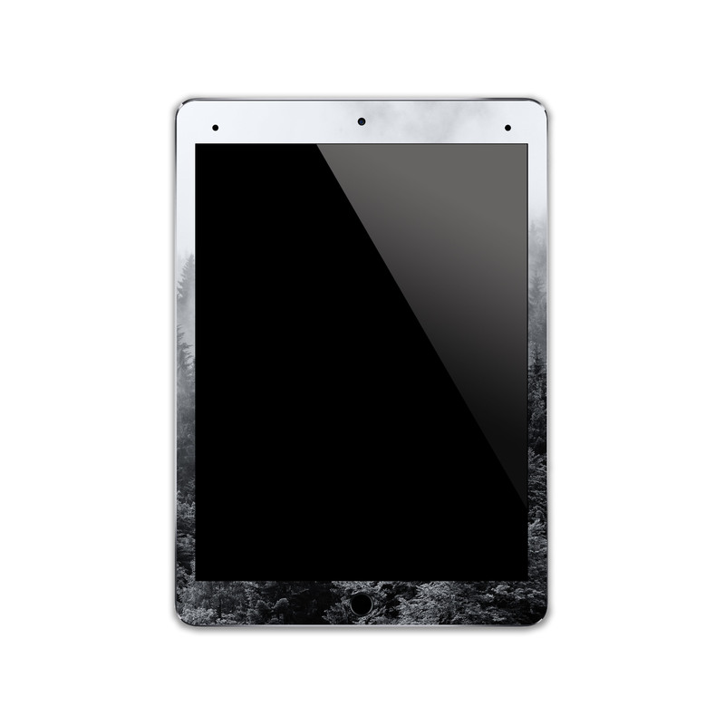 IPA053   Frontforest Ipad Skin Sticker Decal