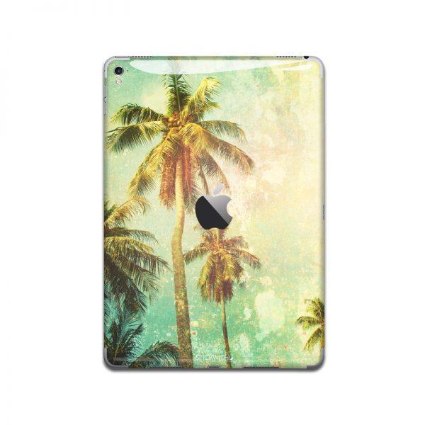 IPA067   Back   Tropical Ipad Skin Sticker