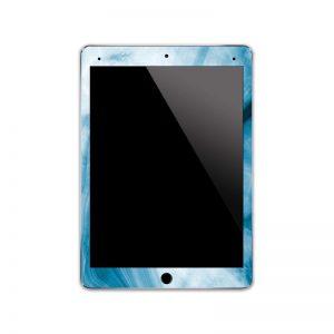 IPA080   Front   Blue Marble Ipad Skin Sticker