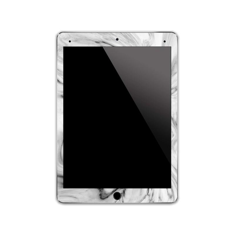 IPA084   Front   Marble Texture Ipad Skin Sticke