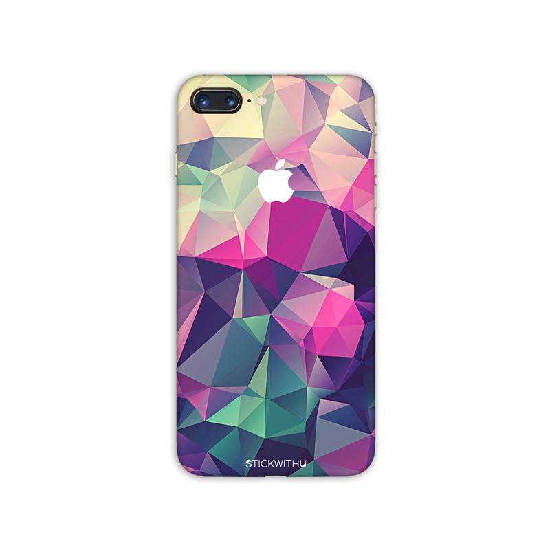Geometric Purple